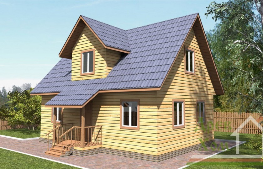 Построить дачный домик