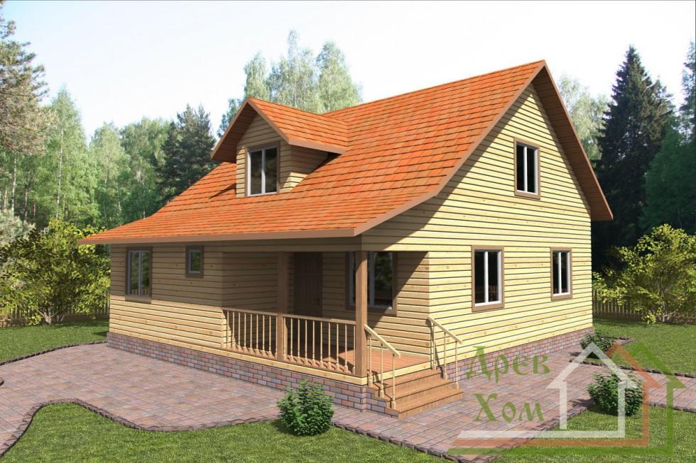 Дом деревянный купить в Минске