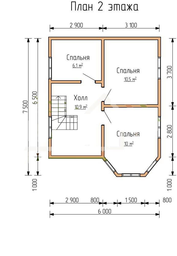 Деревянный дом, условия, проект, в Минске