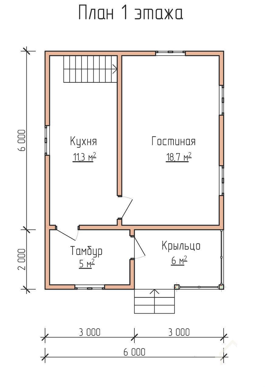 Строительство деревянного дома цена